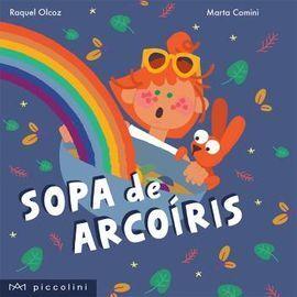 SOPA DE ARCOIRIS