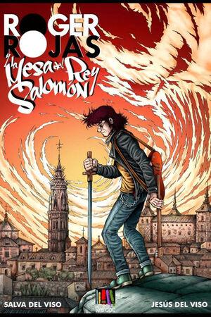 ROGER ROJAS Y LA MESA DEL REY SALOMON