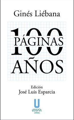 100 PÁGINAS PARA 100 AÑOS