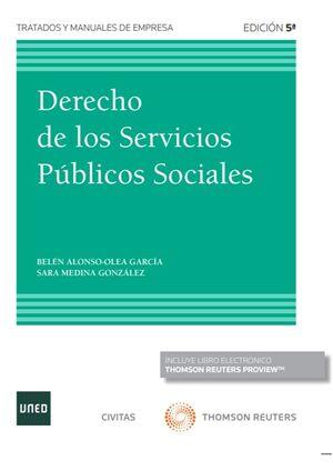 DERECHO DE LOS SERVICIOS PUBLICOS SOCIALES