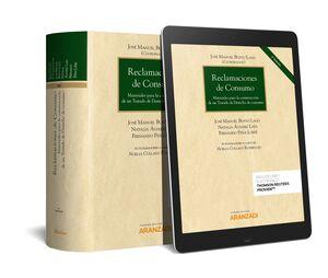 RECLAMACIONES DE CONSUMO 4 ED. (DÚO)