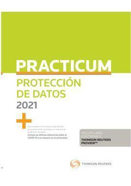 PRACTICUM PROTECCIÓN DE DATOS 2021 (PAPEL + E-BOOK)