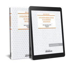 LA RELACIÓN LABORAL ESPECIAL DE LOS ABOGADOS EN DESPACHOS (PAPEL + E-BOOK)