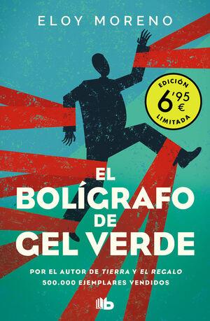 EL BOLÍGRAFO DE GEL VERDE (EDICIÓN LIMITADA)