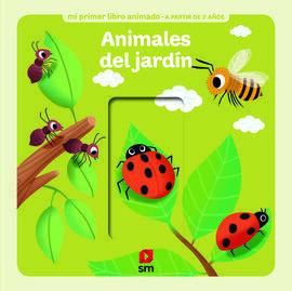 ANIMALES DE JARDIN