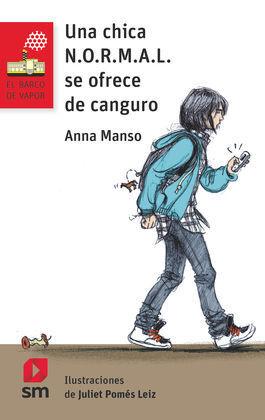 UNA CHICA NORMAL SE OFRECE DE CANGURO