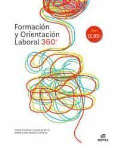 FORMACION ORIENTACION LABORAL 360