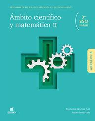PMAR ÁMBITO CIENTÍFICO Y MATEMÁTICO II (ANDALUCÍA) 3º ESO