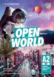 OPEN WORLD KEY. ENGLISH FOR SPANISH SPEAKERS. STUDENT'S BOOK WITHOUT ANSWERS