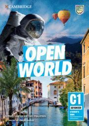 OPEN WORLD ADVANCED ENGLISH FOR SPANISH SPEAKERS. STUDENT'S BOOK WITH ANSWERS.