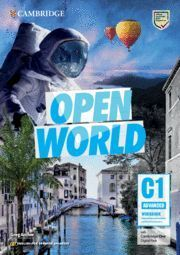 OPEN WORLD ADVANCED ENGLISH FOR SPANISH SPEAKERS. WORKBOOK WITHOUT ANSWERS WITH