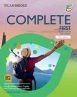 COMPLETE FIRST STUDENT`S BOOK WITH ANSWERS ENGLISH