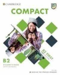 COMPACT FIRST STUDENT`S BOOK WITH ANSWERS ENGLISH
