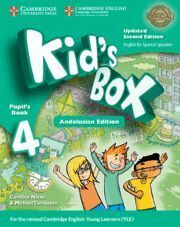 KID'S BOX 4TH PRIMARY. ANDALUCÍA 2019