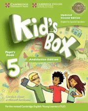 KID'S BOX 5TH PRIMARY