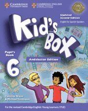 KIDS BOX ESS 6ºPRIMARIA
