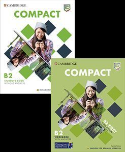 COMPACT FIRST SELF-STUDY PACK (STUDENT'S BOOK WITH
