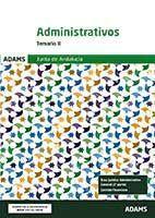 ADMINISTRATIVOS JUNTA DE ANDALUCÍA