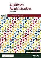 TEMARIO I AUXILIARES ADMINISTRATIVOS DE LA JUNTA DE ANDALUCÍA