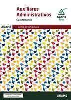 CUESTIONARIOS AUXILIARES ADMINISTRATIVOS DE LA JUNTA DE ANDALUCIA