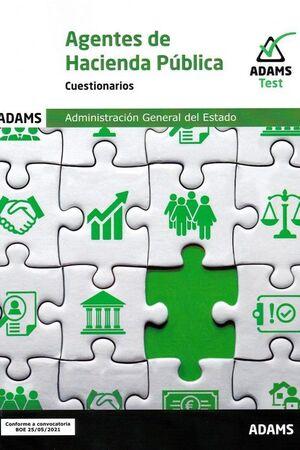 CUESTIONARIOS AGENTES DE HACIENDA PUBLICA