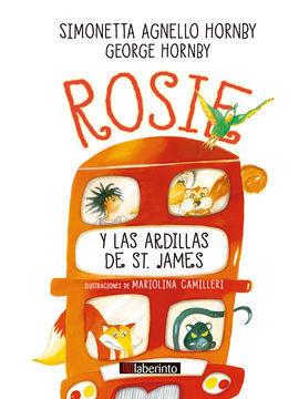 ROSIE Y LAS ARDILLAS DE ST. JAMES