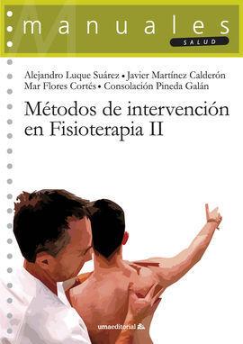 METODOS DE INTERVENCIÓN EN FISIOTERAPIA II
