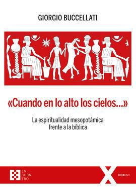 CUANDO EN LO ALTO DE LOS CIELOS...>>