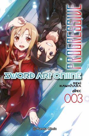 SWORD ART ONLINE PROGRESSIVE Nº 03/06 (NOVELA)