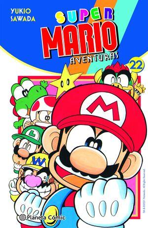 SUPER MARIO Nº 22