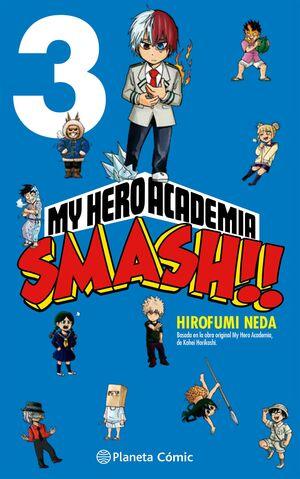 MY HERO ACADEMIA SMASH Nº 03/05