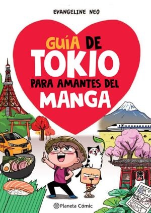 GUÍA DE TOKIO PARA AMANTES DEL MANGA