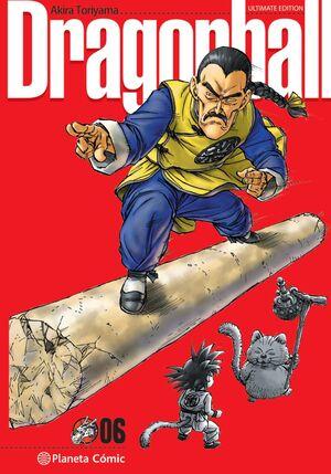 DRAGON BALL ULTIMATE Nº 06/34