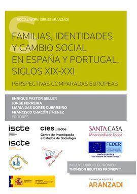FAMILIAS IDENTIDADES CAMBIO SOCIAL EN ESPAÑA Y PORTUGAL