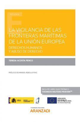 VIGILANCIA DE LAS FRONTERAS MARITIMAS UNION EUROPEA