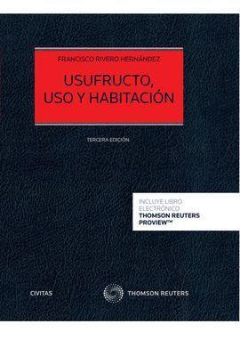 USUFRUCTO, USO Y HABITACIÓN (DÚO)