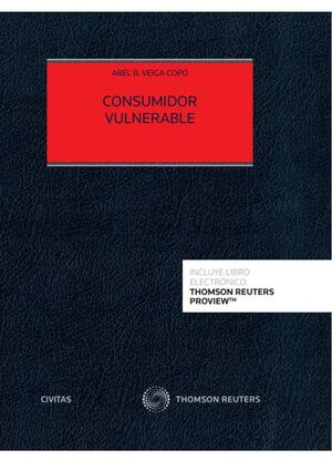 CONSUMIDOR VULNERABLE (PAPEL + E-BOOK)