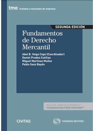 FUNDAMENTOS DE DERECHO MERCANTIL