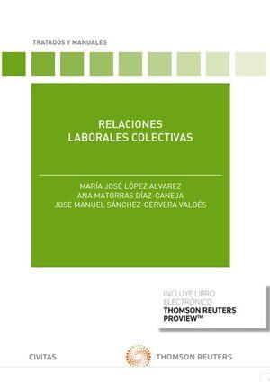RELACIONES LABORALES COLECTIVAS