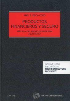 PRODUCTOS FINANCIEROS Y SEGURO DUO
