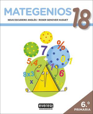 MATEGENIOS 18