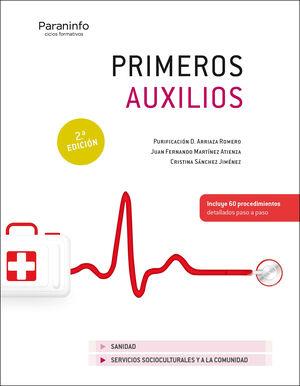 PRIMEROS AUXILIOS 2ª ED. 2021