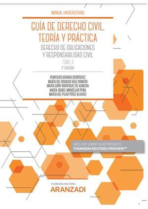 GUIA DE DERECHO CIVIL. TEORIA Y PRACTICA