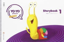 YO-YO PHONICS -PACK STORYBOOK 1