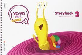 YO-YO PHONICS -PACK STORYBOOK 2