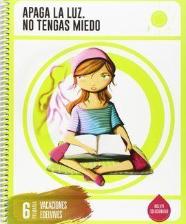 APAGA LA LUZ VACACIONES 6º EDUCACIÓN PRIMARIA 16