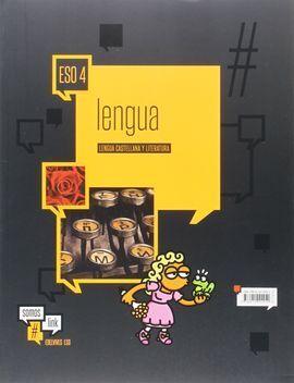 LENGUA CASTELLANA Y LITERATURA 4.º ESO - (DOS VOLUMENES)