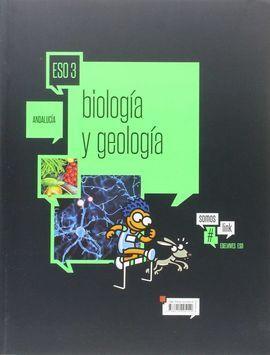 BIOLOGÍA Y GEOLOGÍA 3ºESO. ANDALUCÍA. SOMOSLINK
