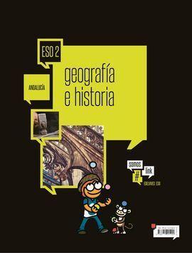 GEOGRAFÍA E HISTORIA 2.º ESO - ANDALUCÍA