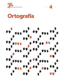 CUADERNOS ORTOGRAFÍA 4